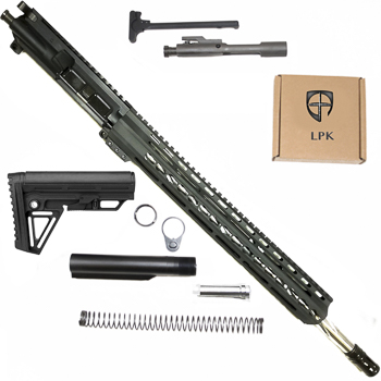 .223 SILVER BEAR BUILD KIT